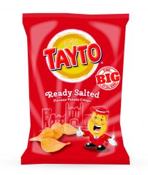 Tayto - Ready Salted - 37.5g