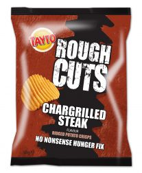 Tayto - Rough Cuts - Chargrilled Steak