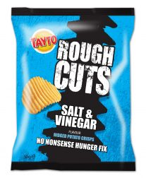 Tayto - Rough Cuts - Salt & Vinegar
