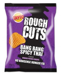 Tayto - Rough Cuts - Bang Bang Spicy Thai