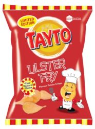 Tayto Ulster Fry